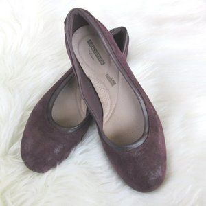 Clarks Gracelin Mara Ballet Flats Sz 7